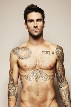 oh Adam Levine.... I'll be your personal photographer