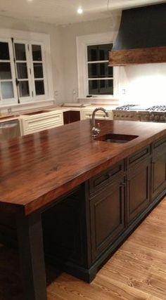 Creative Assortment - kitchen islands and kitchen carts - other metro - Bernard Rioux Cabinetmaker Inc.