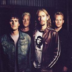 Nickelback - ALLTIME FAVORITE BAND!!!