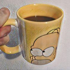 Homeroso café del Domingo!  Feliz Día!