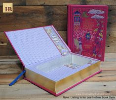 Hollow Book Safe  Fairy Tales From Around The by HollowBooksByRP
