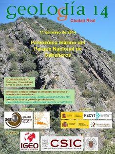 EL BLOG DE ÁNGEL J. ROJAS y A. S. J.: Geolodía-11/05/14 en el Boquerón de Estena (Parque...
