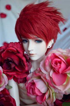 favorite boy bjd ever! Anime Dolls, Ooak Dolls, Blythe Dolls, Pretty Dolls, Cute Dolls, Beautiful Dolls, Dolly Doll, Barbie, Valley Of The Dolls