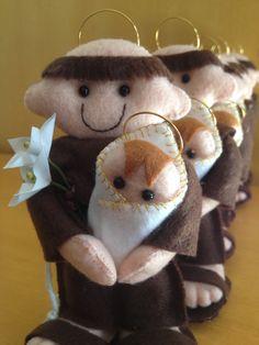 Chaveiros Santo Antônio #casamento #chaveiro #bouquet