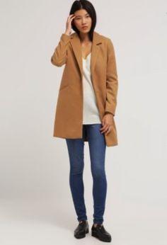 New look mantel beige