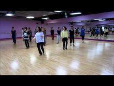 Blessed ~ Jackie Miranda - Line Dance (Dance & Walk Thru)