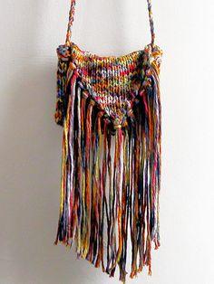 Knitting Patterns Galore - Tiny Dancer Purse