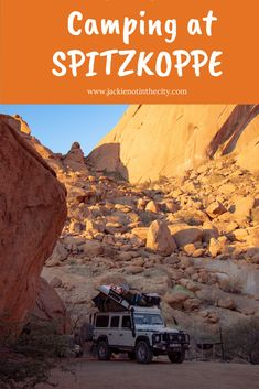 In the Namib desert lies Spitzkoppe, an oasis of granite peaks towering over the vast desert plains that surrounds it. Here's everything you need to know when camping at Spitzkoppe. Namib Desert, Popular Sites, Light Pollution, Art Sites, Group Tours, Campsite, Bouldering, Great Photos, Granite