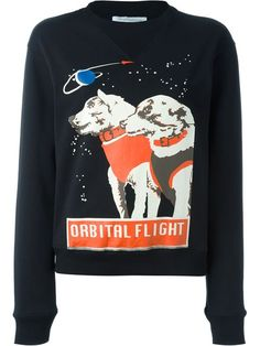 Shop J.W. Anderson 'Space Dogs' sweatshirt  in Degli Effetti Women from the world's best independent boutiques at farfetch.com. Shop 400 boutiques at one address.