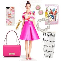 Favorite looks from Kate Spade Spring 2014 on calicrest.com