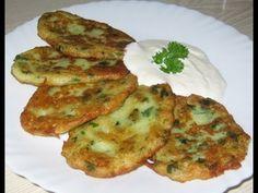 Самые вкусные оладушки из кабачков с сыром - Люблю готовить