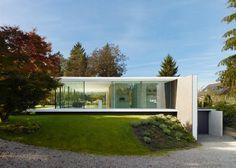 Haus D10 by Werner Sobek - Dezeen