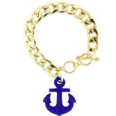 Chain Link Anchor | Bracelet | ChichiMe