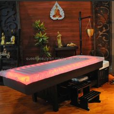 Electric India Ayurveda water massage bed