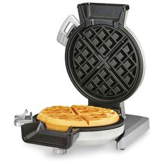 Cuisinart Vertical Waffle Maker - Stainless Steel Waf-V100, Silver