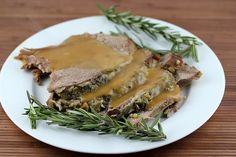 Slow Cooker Leg of Lamb Recipe