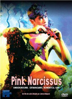 DVD CINE 2053 - Pink Narcissus (1971) EEUU. Dir.: James Bidgood. Drama. Cine independente USA. Sinopse: desde mediados dos anos 60 e ata os primeiros 70, o fotógrafo James Bidgood, levou ao seu departamento de Manhattan a varios mozos fermosos, algúns deles forman parte da súa vasta colección fotográfica; outros foron inmortalizados nunha das pezas do culto do cinema underground estadounidense: Pink Narcissus.