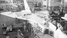 Avro Canada CF-105 Arrow 2 - Canada Aviation and Space Museum