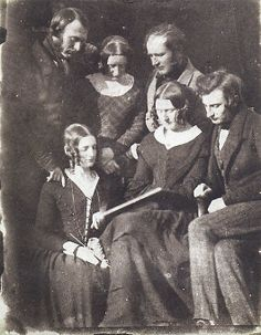 The Adamson Family, 1843-7  David Octavius Hill  (Scottish, Perth 1802–1870 Edinburgh)