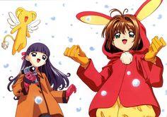 Animextremist - Imágenes Anime - Sakura Card Captors y pororo él pequeño pingüino