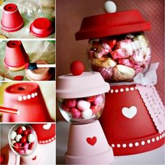 Clay Pot Gumball Machine | The WHOot