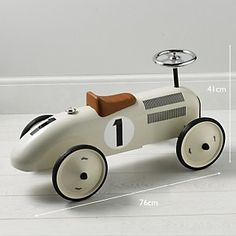 Ride On Car   The White Company