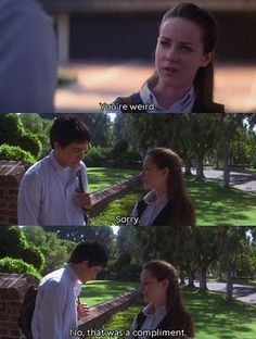 Donnie Darko - 2001  Director: Richard Kelly  Stars: Jake Gyllenhaal, Jena Malone and Mary McDonnell