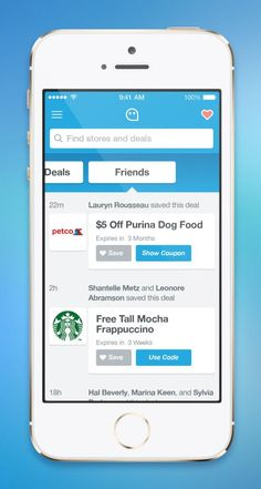 Save money holiday shopping: BluePromoCode helps keep track of coupons and deal codes for you.