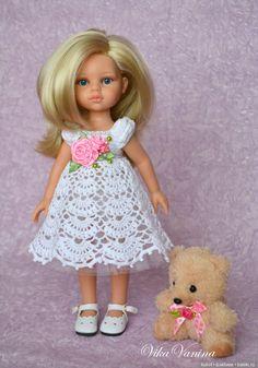 Новенькая ))) / Куклы Паола Рейна, Paola Reina / Бэйбики. Куклы фото. Одежда для кукол