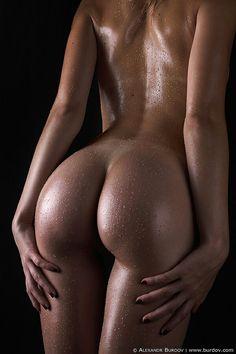 Wet ass