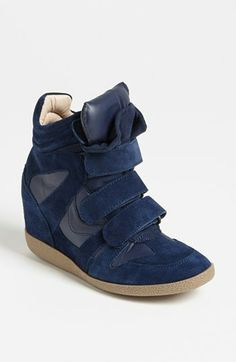 I think I may have to get these or something like them. Thought? - Steve Madden 'Hilight' Wedge Sneaker available at #Nordstrom