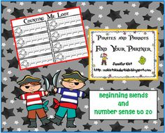 pirates find your partner, beginning blends