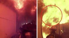 Sie gehen freiwillig durch die Hölle - Wie diese mutigen Feuerwehrleute täglich ihr Leben riskieren