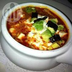 Foto de la receta: Sopa de tortilla de Josefina
