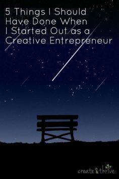 Create & Thrive