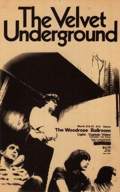 Velvet Underground.