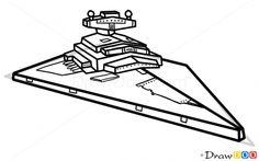 millennium falcon drawing - Google Search