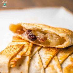 2 Syn Apple Strudels | Slimming World