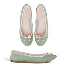 Fashion is a Playground Ballerina Shoes