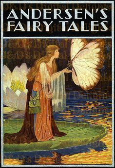 Vintage Fairy Tale Book Cover | ... itm vintage fairy tale book note gt published in new york book tales