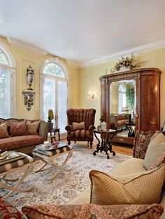 Traditional Living Room Design, Pictures, Remodel, Decor and Ideas - page 75