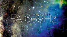FA 639 Hz SOLFEGGIO MEDITATION - Tolerance, Love & Communication - ISOCH...