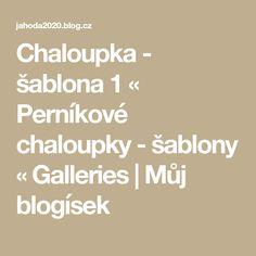 Chaloupka - šablona 1 « Perníkové chaloupky - šablony « Galleries   Můj blogísek Food And Drink, Math, Blog, Math Resources, Blogging, Mathematics