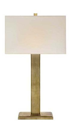 GISELLE TABLE LAMP. another option for lamp on living room side table