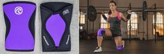 Rehband 7751 Women's Knee Support - Rx Purple - Knee - Protection & Supports - Straps, Wraps & Support