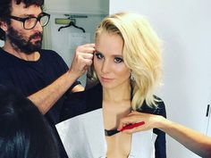 She detailed her getting-ready process — and didn't leave any detail out