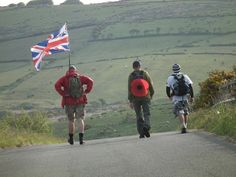 3 Veterans on the Moor