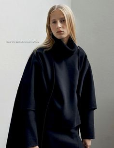 clean slate: anine van velzen by ilaria orsini for l'officiel mexico october 2015 [ Lucid. Minimal Style. The CV ]