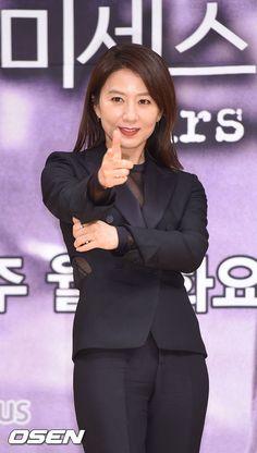 OSEN - '미세스캅' 우아한 김희애 잊어라, 미모 포기한 연기도전 [종합]