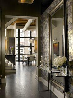 Foyer Design Ideas 60 Foyer Decorating Ideas Design Pictures Of Intended For Modern Foyer Design by The Master Foyer Design, Design Entrée, Entry Way Design, Deco Design, House Design, Design Ideas, Hvac Design, Design Inspiration, Design Projects